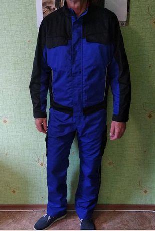 Куртка рабочая многофункциональная КМК Спецодежда