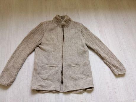 Стильный и теплый свитер