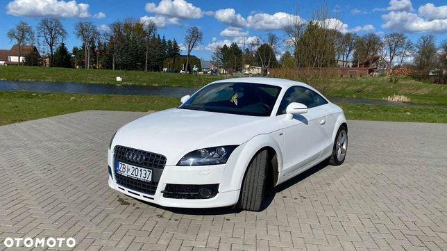 Audi TT Audi TT s line