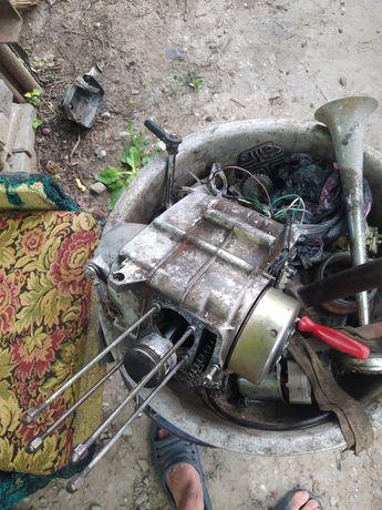 Продам двигатель мопеда дельта 72