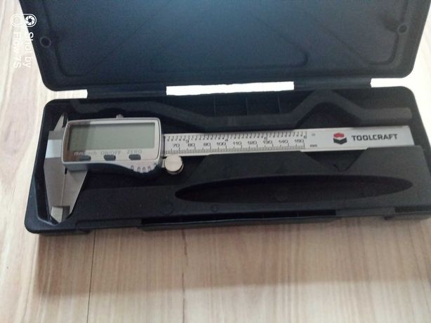 Suwmiarka cyfrowa 150mm, toolcraft.