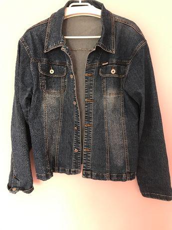 Katana, kurtka jeansowa r.42