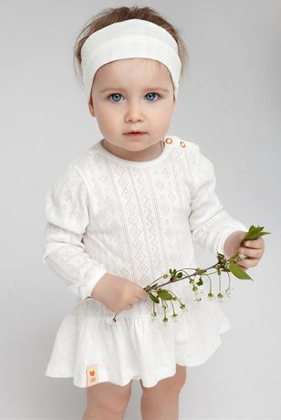 Платье (набор на крестины, для крещения)