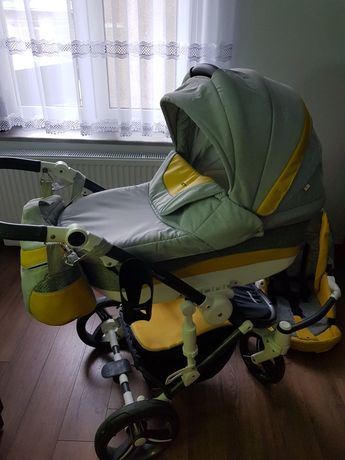 Wózek Bebetto Murano 2w1