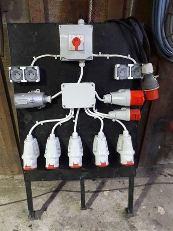 Rozdzielnia prądu