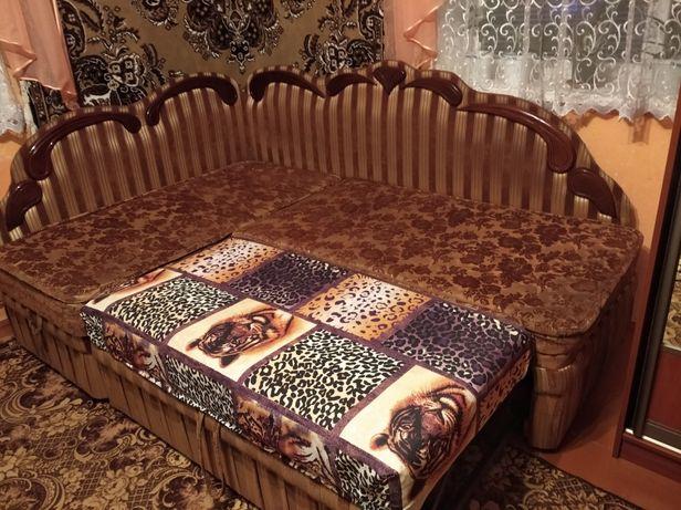 Кутовий диван 215*140