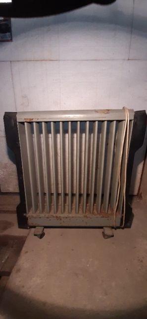 Электрорадиатор масляный 1.0 кВт