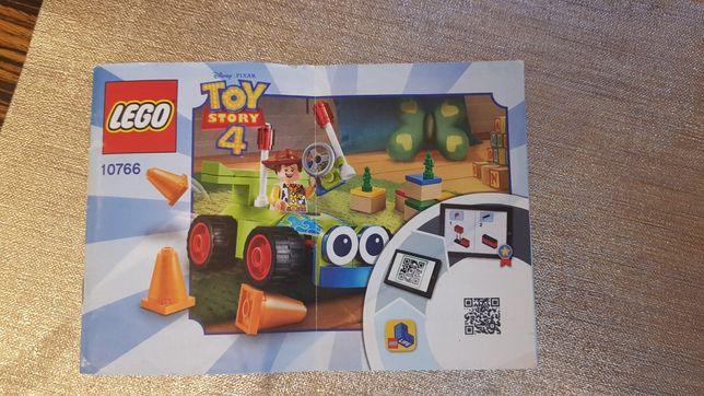 LEGO Toy Story 4 Chudy i Pan Sterowany 10766