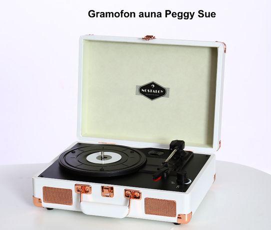Gramofon retro Peggy Sue LP USB AUX