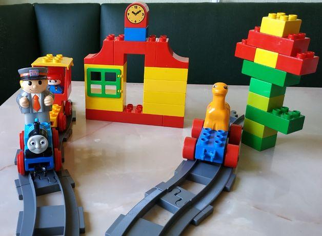 Игровой набор Поезд Lego Duplo