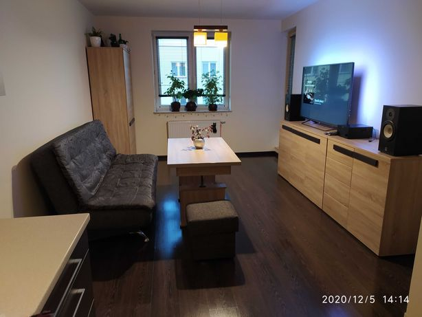Mieszkanie + wyposażenie + garaż + komórka na wynajem REZERWACJA