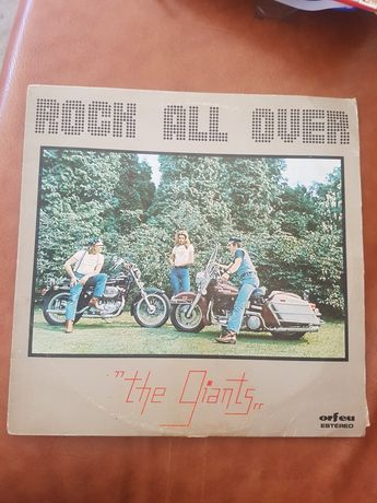 "Disco vinil-""The Giants""- Rock all Over"