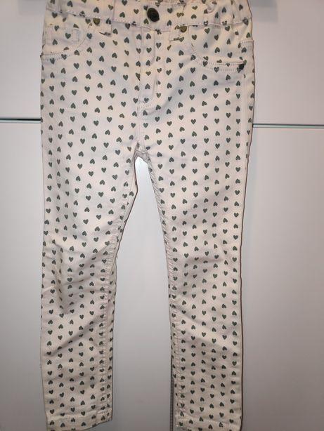 Spodnie jeans, rozm. 5-6 lat