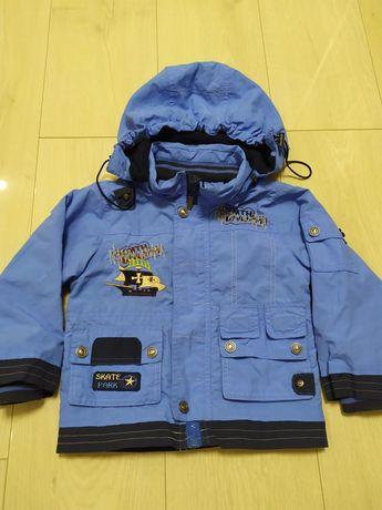 Куртка осінь весна 80см