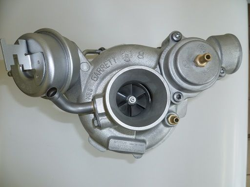 Turbosprężarka Saab 9-3 II 9-5 Opel Signum 2.0 175KM