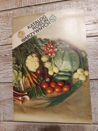 Katalog roślin warzywnych