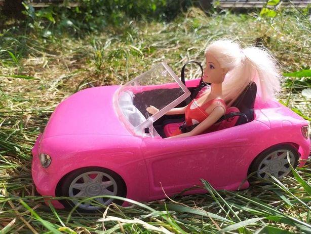 Машинка-кабріолет Barbie.