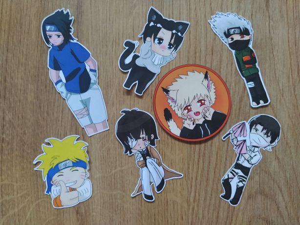 Naklejki w tematyce Anime&Manga oraz Gry