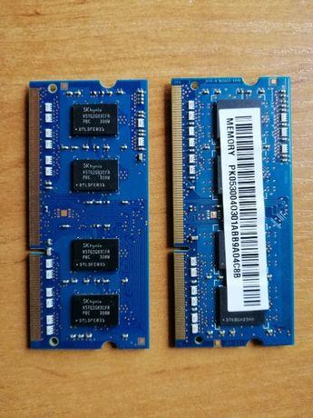 """Продам б\в пам""""ять для ноутбука DDR3 2Gb 180 грн"""