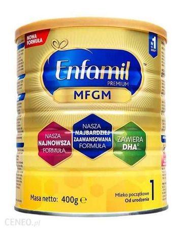 Mleko modyfikowane Enfamil 1 400g