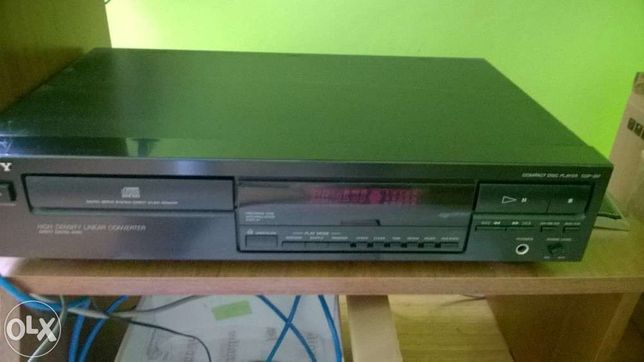Sony Compact disk CDP-297