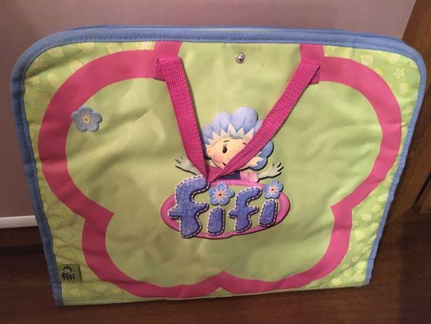 Сумка -папка для творчості дитяча Fifi