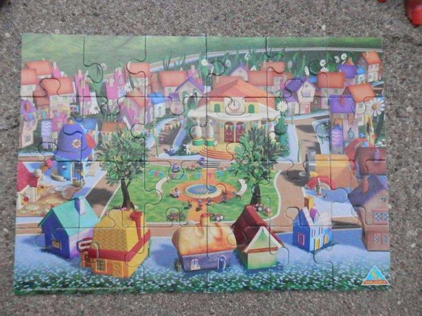 Puzzle Noddy da Majora com 24 peças