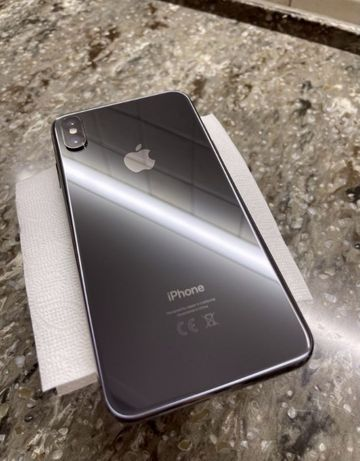 iPhone XS Max 64Gb Black. в идеале \ Space
