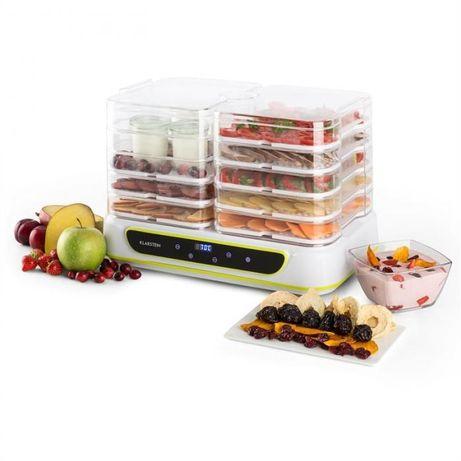 Maszynka do suszenia owoców i jogurtownica 2w 1
