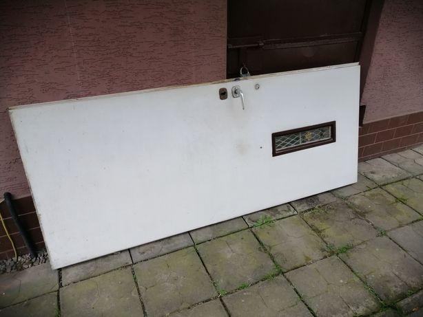 Drzwi stalowe ocieplane 80 L