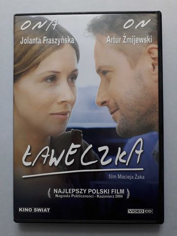 Ławeczka - film na DVD
