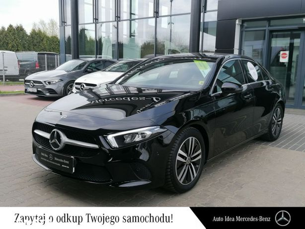 Mercedes-Benz Klasa A Salon Polska, faktura VAT23%