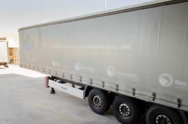 Semi-Reboque Krone - Camião