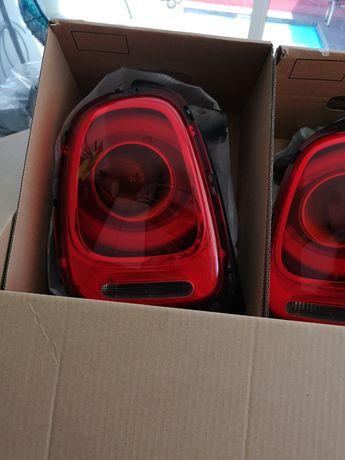 Farolins farois traseiros LED Mini F55 F55 F57