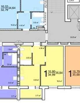 Квартира в ЖК Птичка (9й этаж) + кладовая от хозяйки