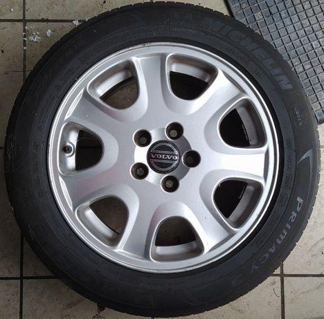 Koła Opony Letnie Michelin 205/55 R16 Felgi Aluminiowe 16 5x108 Volvo