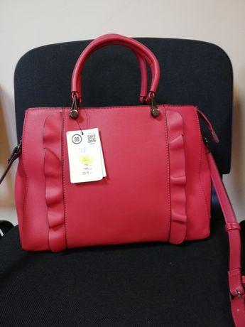 Nowa torebka czerwona