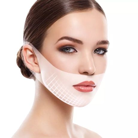 V-маска для овала лица