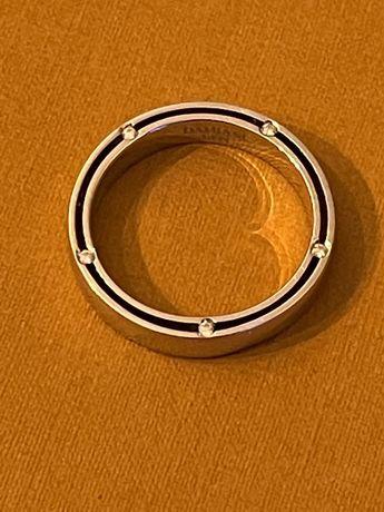 Обручальное кольцо Damiani. Мужское. 20 размер. Оригинал.