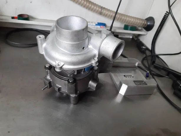 Turbina TurboSprężarka Mazda 3 mazda 5 mazda 6 vj36 2.0 CD 143km Częstochowa - image 1