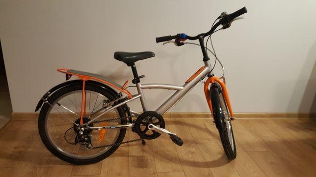 Rower Decathlon koła 20 Cali dla chłopca