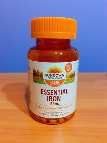 Залізо 65 мг железо США