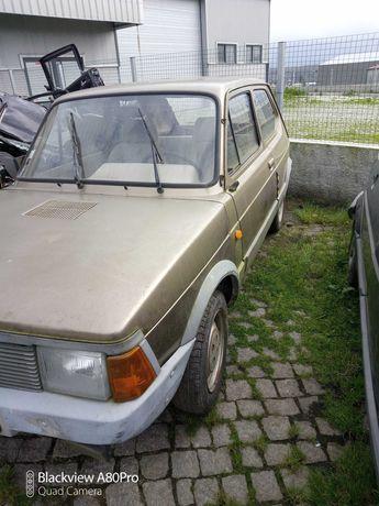 Clássico antigo Fiat 127 super