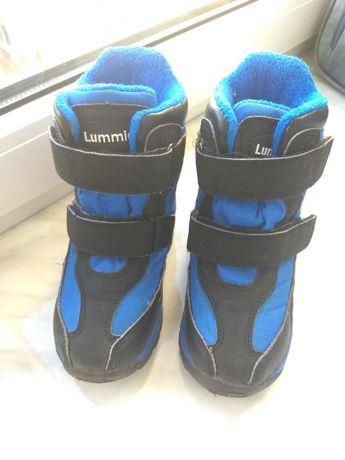 Дитячі зимові черевики чоботи для хлопчика
