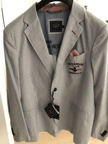 Летний клубный пиджак Paul&Shark