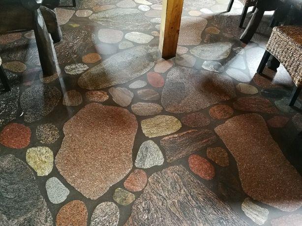 Kamień polny cięty na elewacje gr. 2cm