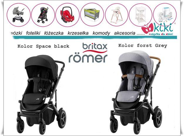 Britax Romer wózek spacerowy Smile III Frost Grey Space black