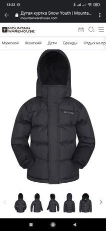 Термо куртка Mountain  13т