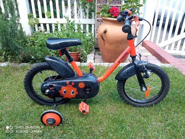 Rower 500 Robot 14 dla dzieci wiek 3 - 5lat Decathlon