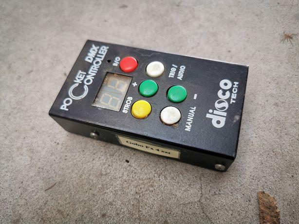 Kontroler DMX Disco Tech do Gobo Fx lub Fx2